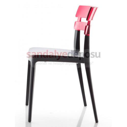 Sementa Kolsuz p.p. Sandalye siyah