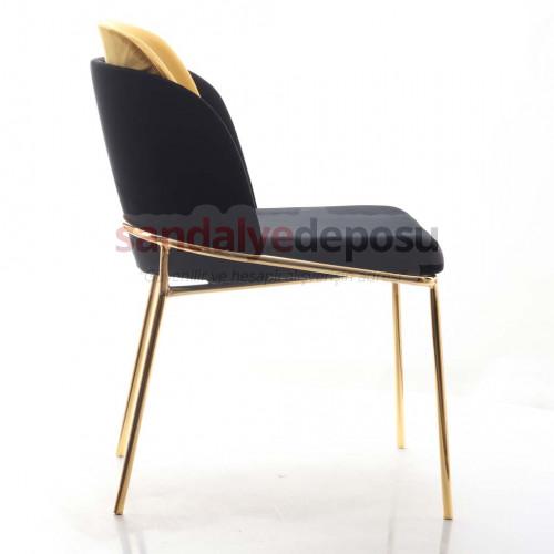 Exclive Döşemeli Modern Sandalye