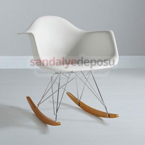 Aymes kollu sallanır sandalye