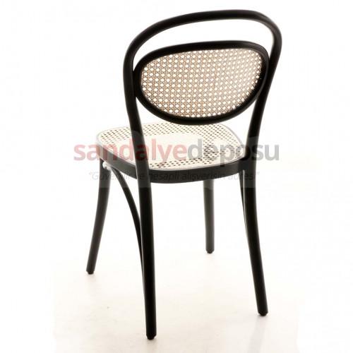 Tegan Hasırlı Thonet Sandalye
