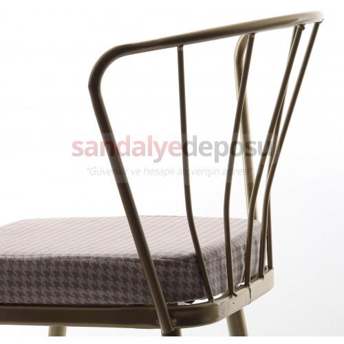 Pragus metal Sandalye