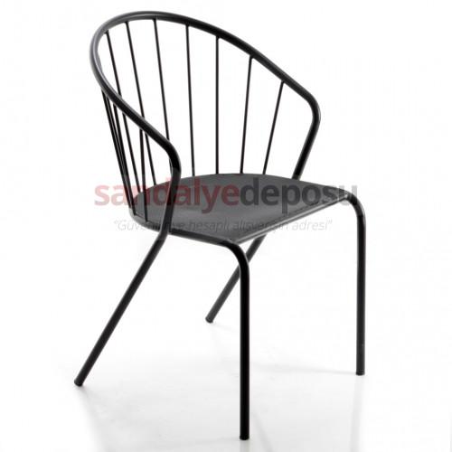Delarosa Metal Sandalye