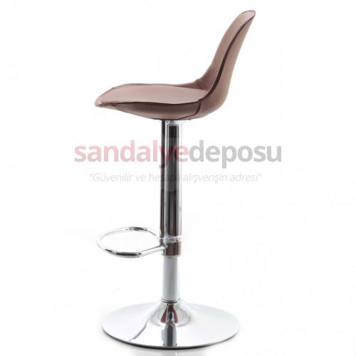 Togg Tepsi Ayaklı Bar Sandalyesi (Tosgana 2309)