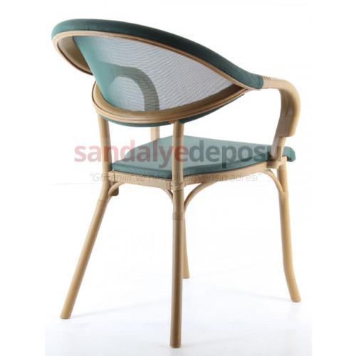Pablo PP Rattan Görünümlü Sandalye 03
