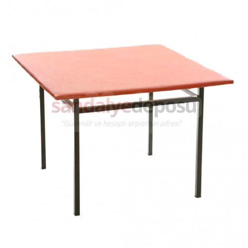 Kahvehane oyun masası 105 cm lik