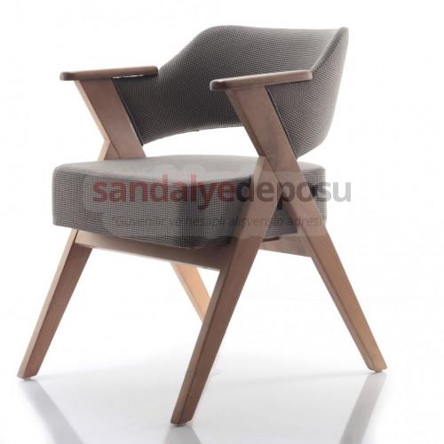 Apollo Ahşap Sandalye