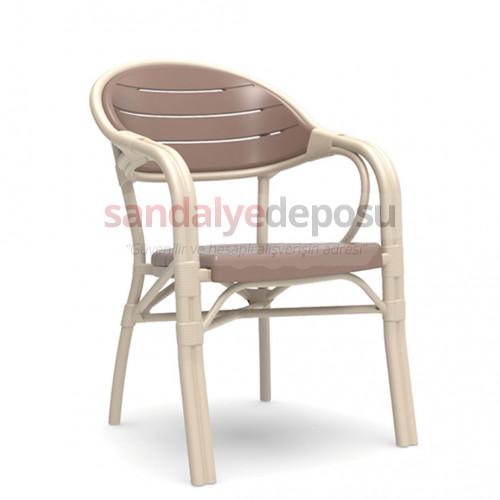 Monreal Poliproplen sandalye