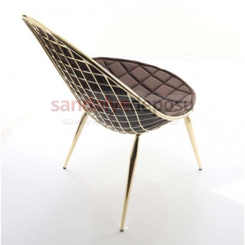 Isadora Metal Sandalye