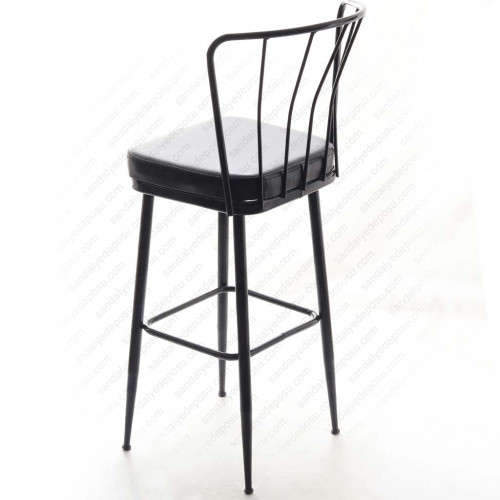 Random Sabit Ayaklı Bar Sandalyesi 75 h