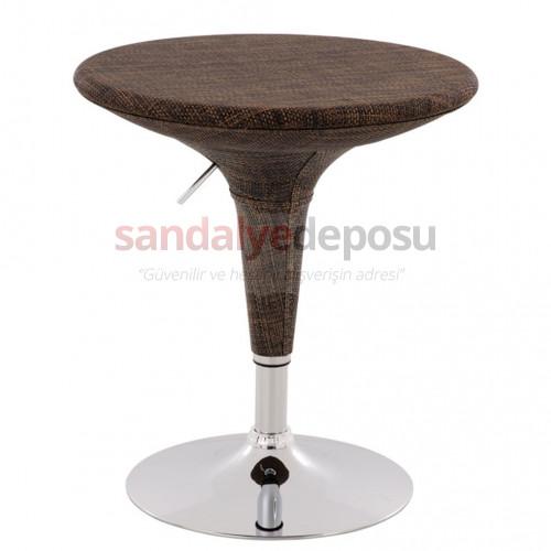 New Amortisörlü bar masası (yeni)