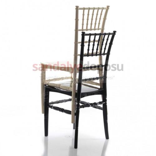 Napolyon Sandalye Beyaz