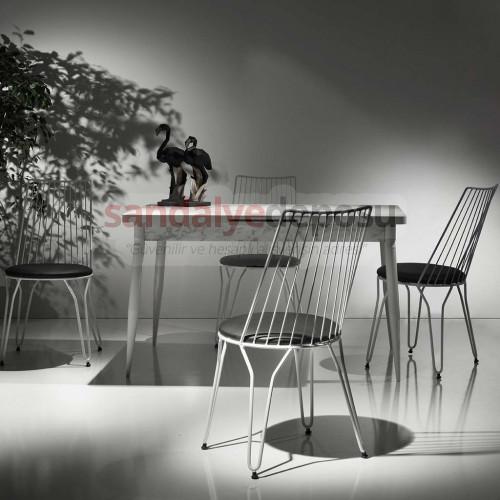 Abbey Otomatik Masa Ve Sandalye Takımı