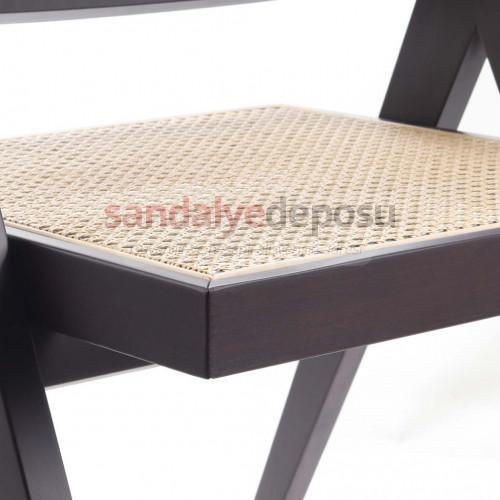 Sumner Hasırlı Thonet Sandalye
