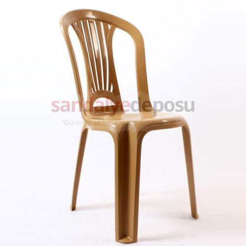 Festival plastik sandalye teak