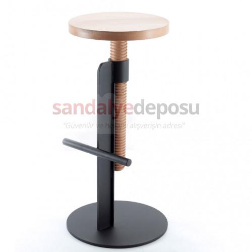 Mekanik Bar Sandalyesi