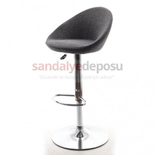 Gloria Bar Sandalyesi Keten ( Lara 307 )