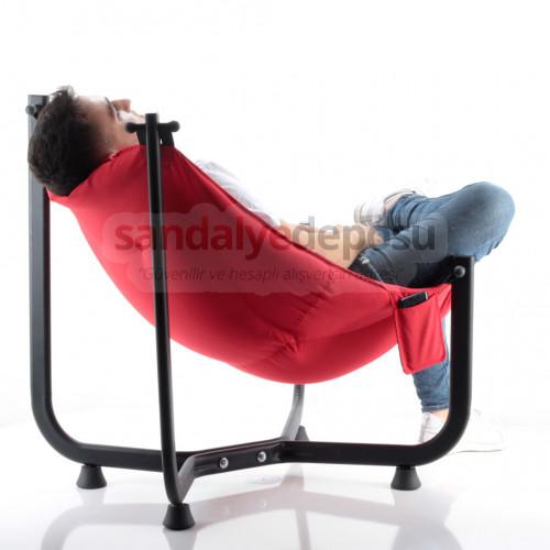 Gratis rahat koltuk kırmızı